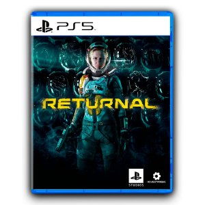 Returnal PS5 Mídia Digital