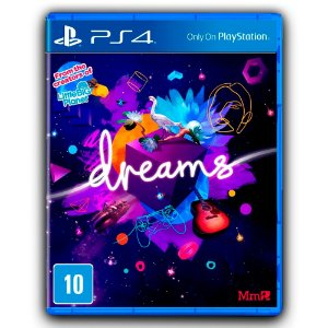 Dreams Ps4 Mídia Digital