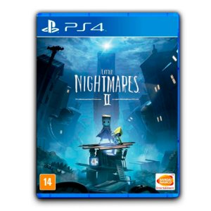 Little Nightmares 2 II Ps4 Mídia Digital