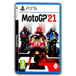 MotoGP 21 Ps5 Mídia Digital