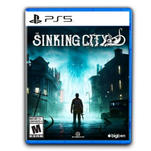 The Sinking City Ps5 Mídia Digital