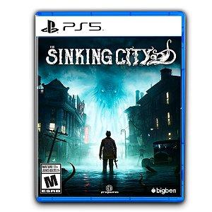 The Sinking City Ps5 Mídia Digital