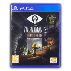 Little Nightmares Complete Edition Ps4 Mídia Digital