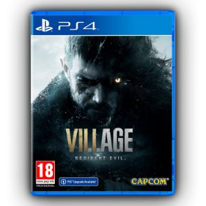 Resident Evil Village Ps4 Mídia Digital