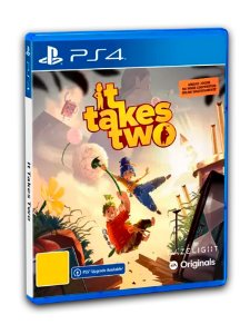 It Takes Two Ps4 Mídia Digital