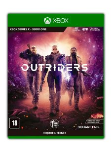 OUTRIDERS Xbox One Mídia Digital