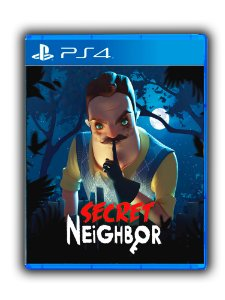 Secret Neighbor Ps4 Mídia Digital