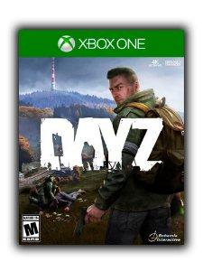DayZ Xbox One Mídia Digital