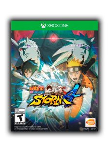 NARUTO SHIPPUDEN Ultimate Ninja STORM 4 Xbox One Mídia Digital