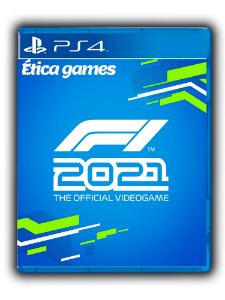 F1 2021 Standard Edition PS4 Mídia Digital