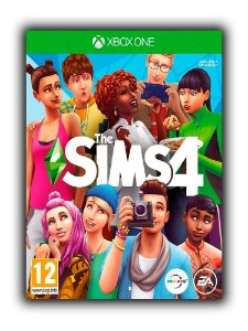 The Sims 4 Xbox One Midia Digital