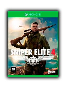 Sniper Elite 4 Xbox One Mídia Digital