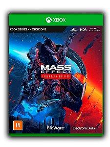 Mass Effect Legendary Edition Xbox One Mídia Digital