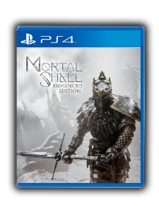 Mortal Shell Enhanced Edition Ps4 Mídia Digital