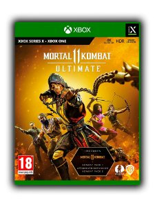 Mortal Kombat 11 Ultimate Xbox One Mídia Digital