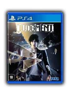 Judgment Ps4 Mídia Digital