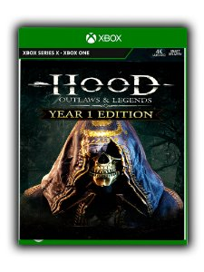 Hood: Outlaws & Legends - Year 1 Edition Xbox One Mídia Digital