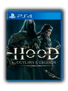 Hood: Outlaws & Legends PS4 Mídia Digital