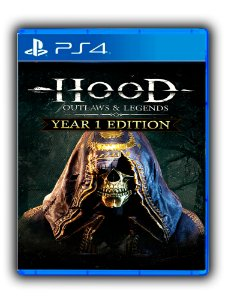 Hood: Outlaws & Legends - Year 1 Edition PS4 Mídia Digital