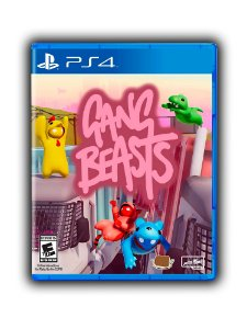 Gang Beasts Ps4 Mídia Digital