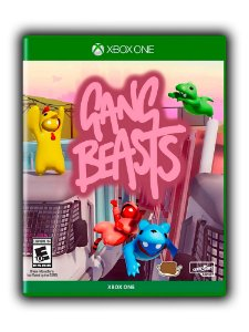 Gang Beasts Xbox One Mídia Digital