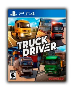 Truck Driver Ps4 Mídia Digital