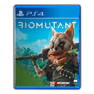 Biomutant Ps4 Mídia Digital