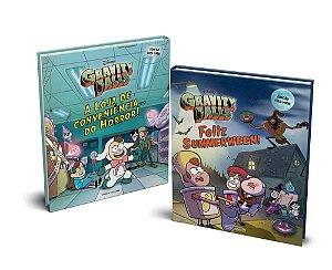 Gravity Falls - Vira vira (Feliz Summerween! / A loja de conveniência... do horror!)
