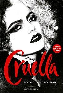PRÉ-VENDA - Cruella - Livro oficial do filme