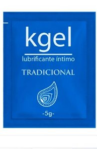 KGEL Lubrificante Íntimo - Sachê 5g