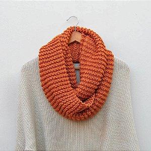 Maxi Gola de Tricot Handmade