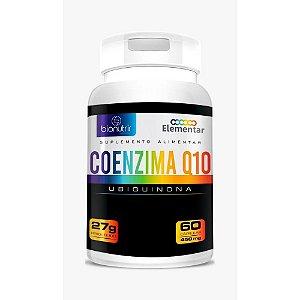 Coenzima Q10 60 Cápsulas Bionutrir