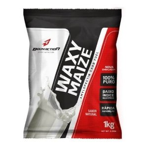 Waxy Maize 1kg BodyAction Refil