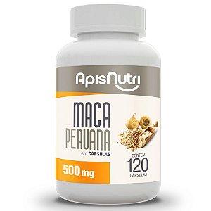 Maca Peruana 120 Cápsulas Apisnutri
