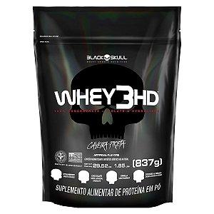 Whey 3HD 837g BlackSkull Refil