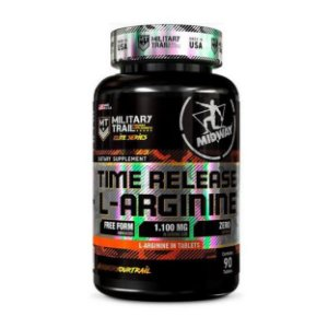 TIME REALISE L-ARGININE 90 TABS MIDWAY