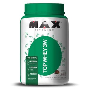 TOP WHEY +NATURAL MAXTITANIUM