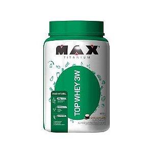 Top Whey +Natural Max Titanium