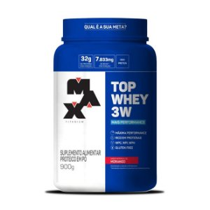 TOP WHEY 3W +PERFORMANCE MAXTITANIUM