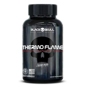 Thermo Flame  Tabletes Black Skull
