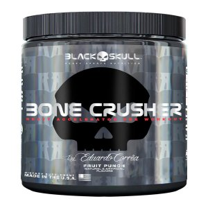 BONE CRUSHER  BLACKSKULL