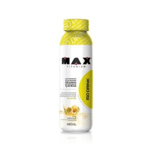 ISO DRINK 480ml MAX TITANIUM