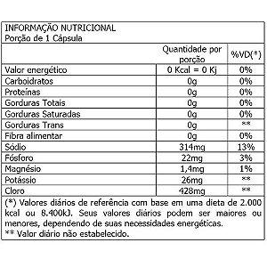 Go! Repor Salt 30 Cápsulas Atlhetica Nutrition