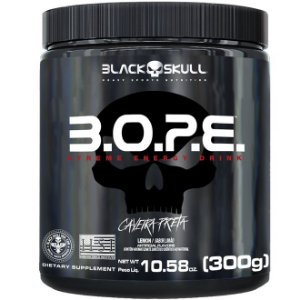 B.O.P.E. BLACKSKULL