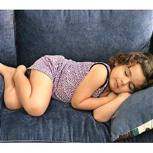 Pijama Feminino Oncinha Grape