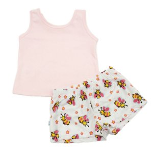 Pijama Abelha do Amor