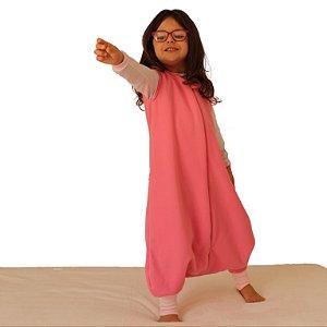 Saco de Dormir Crescidinhos 1 Soft Ziper De 4 até 7 Anos