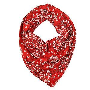 Babandana Mandala Vermelha