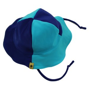 Chapéu Protetor Solar FPS 50 Tons de Azul