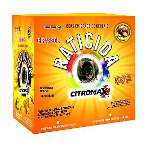 RATICIDA GIRASSOL CITROMAX DISPLAY (40x25g) 1 Kg